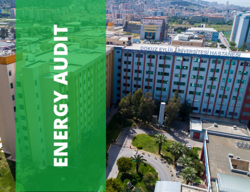 Dokuz Eylül University Hospital Energy Audit