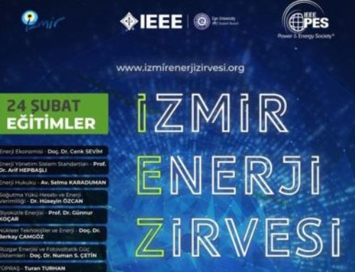 "Ege University ""Izmir Energy Summit"""