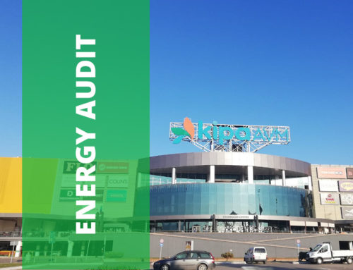 Kipa Shopping Malls Energy Audit