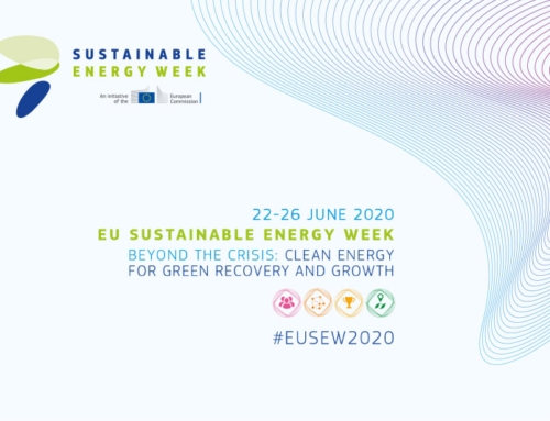 EU Sustainable Energy Week 2020 – Registration is now open! 23-25 June