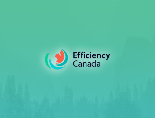 We support Efficiency Canada in Natural Gas DSM Programs