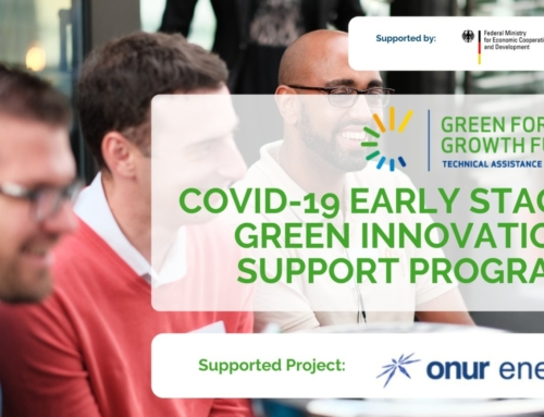 GGF Covid19 Support for Onur Energy Projects